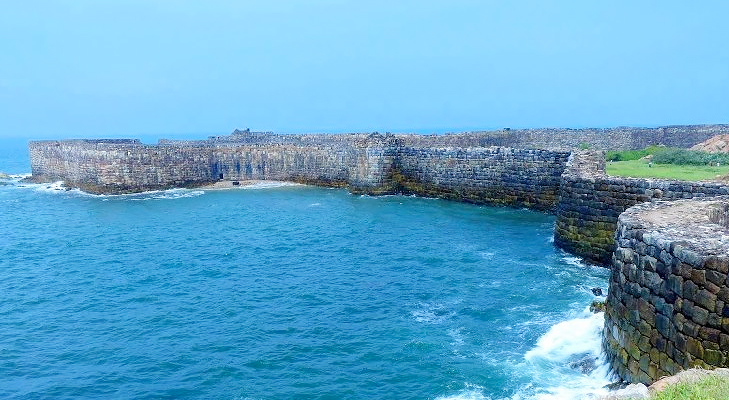 sindhdurg fort @TheRoyaleIndia