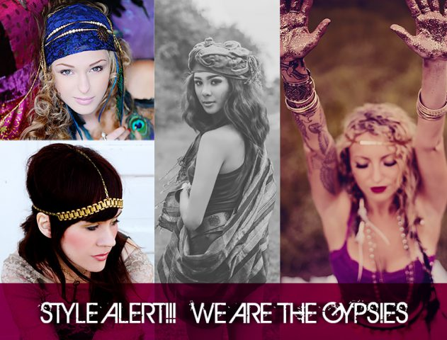 Get the Gypsy Look @TheRoyaleIndia