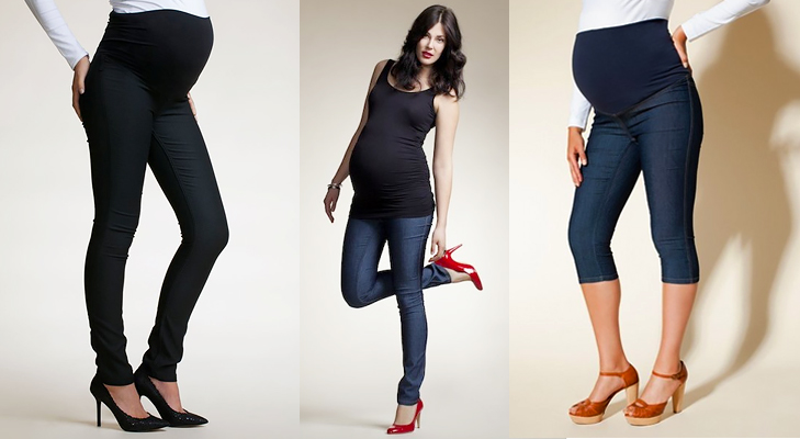 treggings for to be moms @TheRoyaleIndia