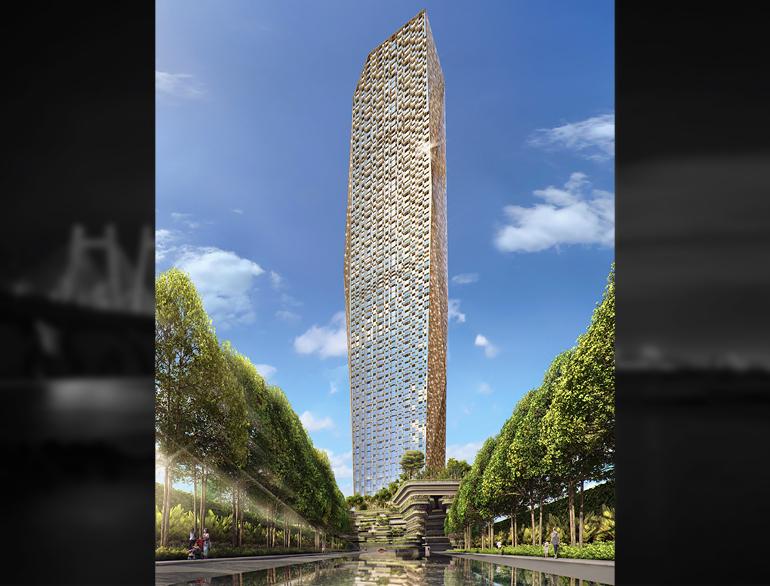 Donald Trump launches 75-storeys Trump Tower in Mumbai ...