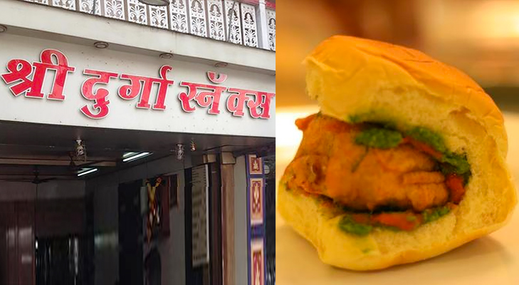 vada pav in thane mumbai @TheRoyaleIndia