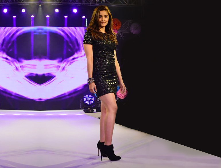 Alia Bhatt Fashion Designer