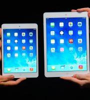 Apple launches Ipad Air 2 and Ipad Mini 3 @TheRoyaleIndia