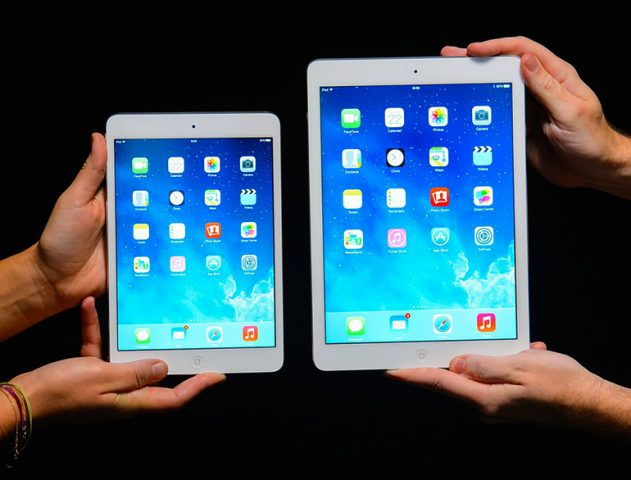 Apple launches Ipad Air 2 and Ipad Mini 3 @TheRoyaleIndia