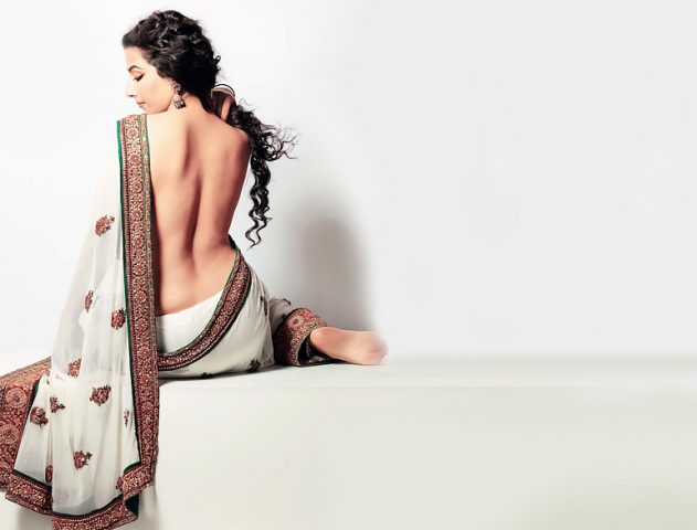 Flaunt your Back - You can bring Sexy Back to the Party @TheRoyaleIndia