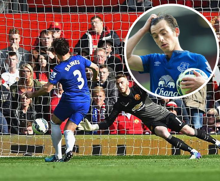 baines penalty miss vs united @TheRoyaleIndia