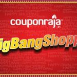 CouponRaja presents #BigBangShopping Contest! Grab exciting prizes every hour!!