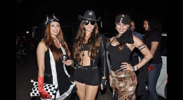 bollywood halloween @TheRoyaleIndia