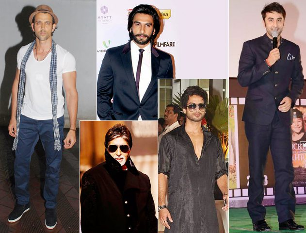 5 Dressing Styles We Want From Bollywood Actors' Wardrobes @TheRoyaleIndia