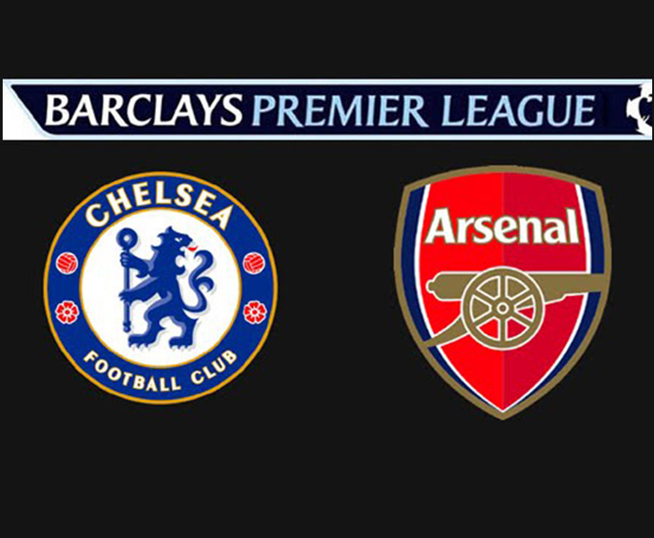 chelsea vs arsenal @TheRoyaleIndia