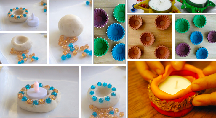 5 DIY Decor Ideas To Brighten Up Your Diwali Celebrations