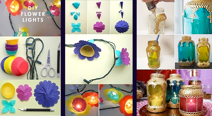 5 Diy D 233 Cor Ideas To Brighten Up Your Diwali Celebrations