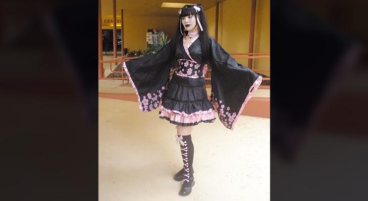 Gothic lolita @TheRoyaleIndia