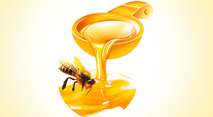 honey aids in digestion @TheRoyaleIndia