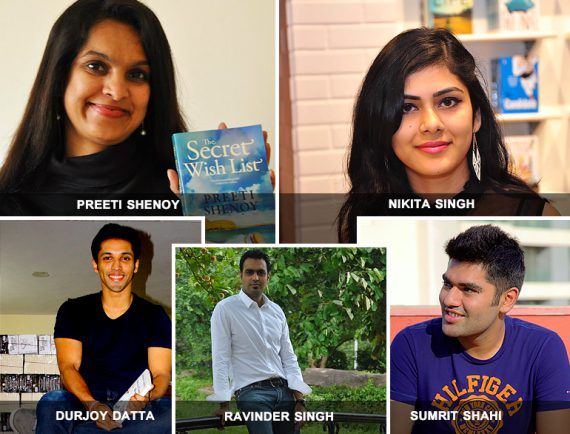 5 Indian authors to drool for @TheRoyaleIndia