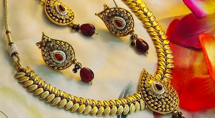 Jewellery Junk Kart Craftsvilla 1 @TheRoyaleIndia