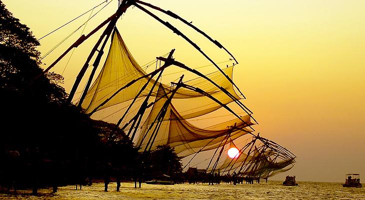 kochi south india @TheRoyaleIndia