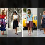 The Midi Skirt Trend: How to wear it right