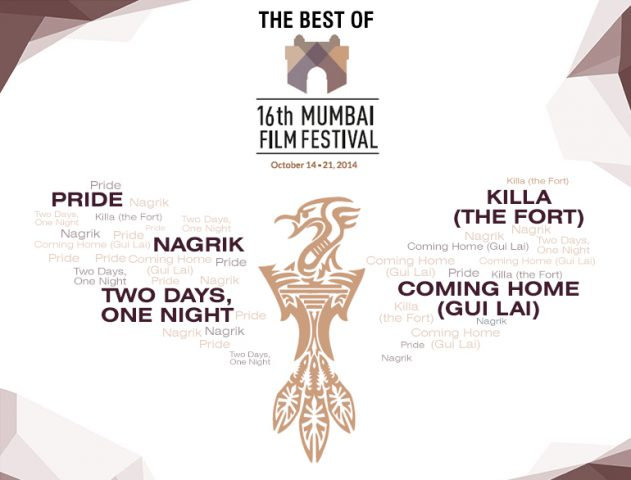 A Crazy Weekend at the 16th MFF - Mumbai Film Festival @TheRoyaleIndia