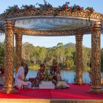 Flaunt Your Outdoor Wedding Look – Here's how