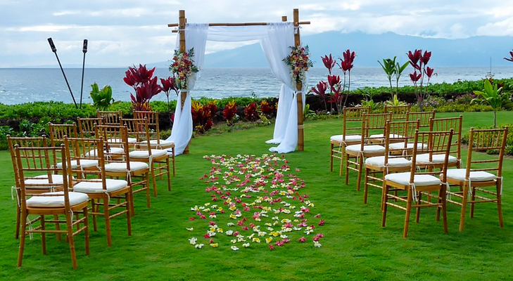 outdoor wedding locations @TheRoyaleIndia