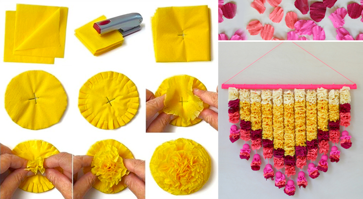 5 diy d cor ideas to brighten up your diwali celebrations for Making of decorative item from waste material