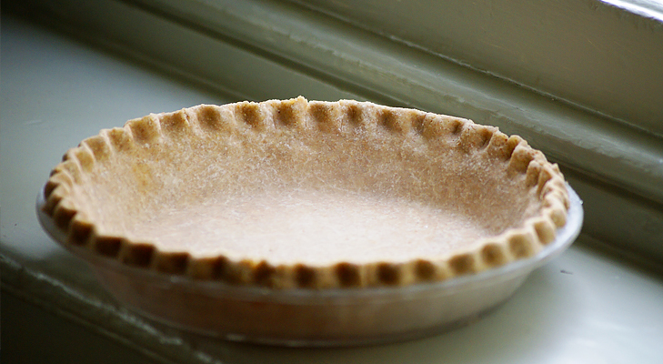 pie crust @TheRoyaleIndia