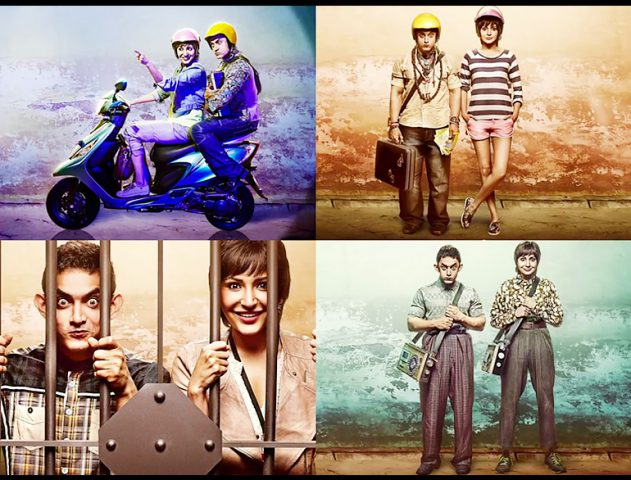 PK's Teaser - Quirky Enough @TheRoyaleIndia