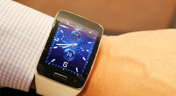 Samsung Gear S @TheRoyaleIndia