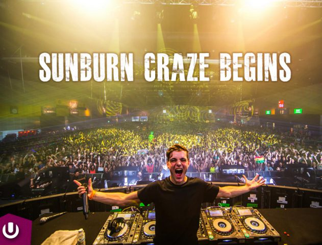 The 2014 Goa Sunburn to kick-start with crazy DJs @TheRoyaleIndia