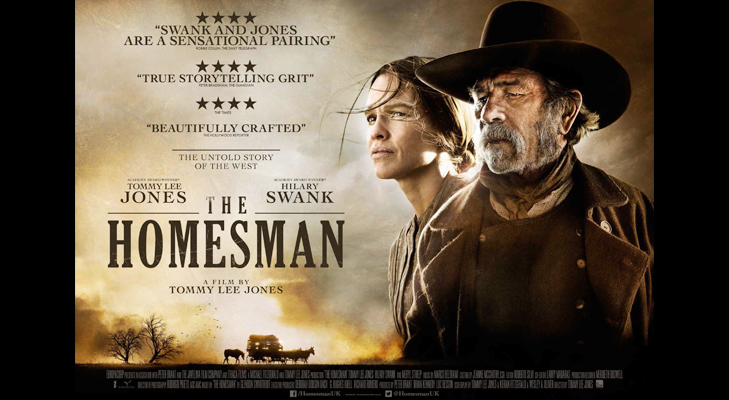 the homesman mumbai film festival @TheRoyaleIndia