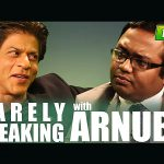 When SRK and Arnub were 'barely' yet frankly speaking