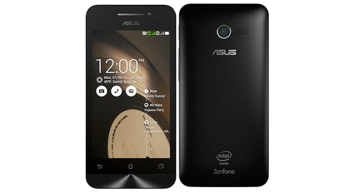 Asus Zenfone 4 A400CXG @TheRoyaleIndia