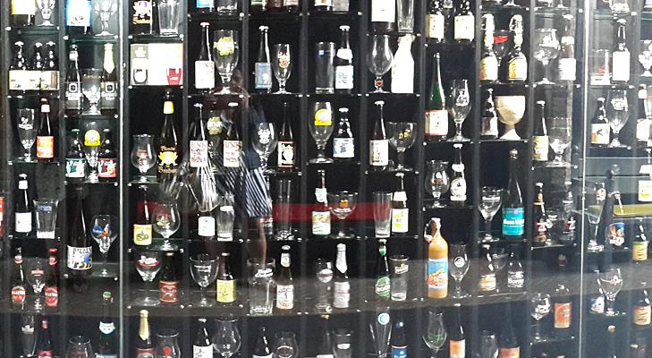 Beer Wall Brugge @TheRoyaleIndia