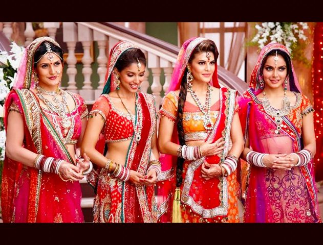 Top 8 Bollywood Brides that Dressed Chic @TheRoyaleIndia