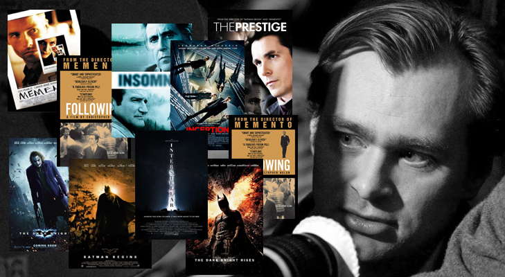 christopher nolan movies @TheRoyaleIndia