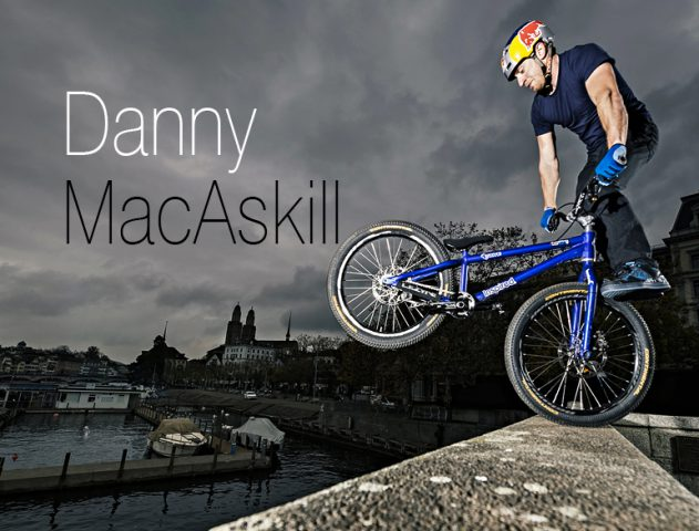 Cycling his way to fame – Danny MacAskill @TheRoyaleIndia