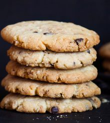 How to make Eggless Choco-Chip Amaranth & Oats Cookies