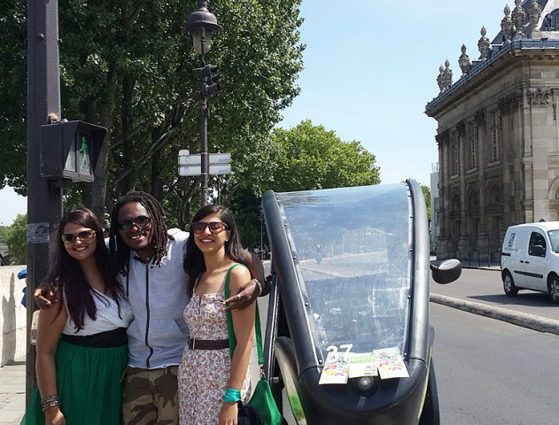 An Almost All Girls European Road Trip - Part 2 - France @TheRoyaleIndia