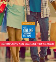 """""""Rs.299 Corner"""" – A new buzzing segment in GOSF 2014 @TheRoyaleIndia"""