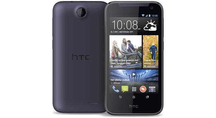 HTC Desire 310 @TheRoyaleIndia