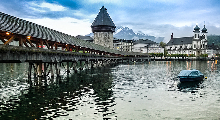 Lucerne Bridge @TheRoyaleIndia