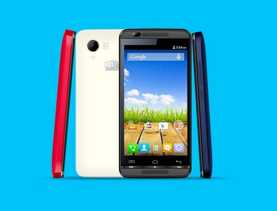 Micromax launches the amazing Bolt AD4500 @TheRoyaleIndia