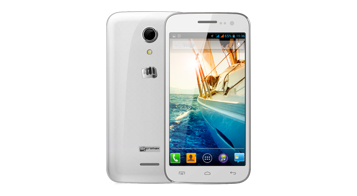 Micromax Canvas 2.2 A114 @TheRoyaleIndia