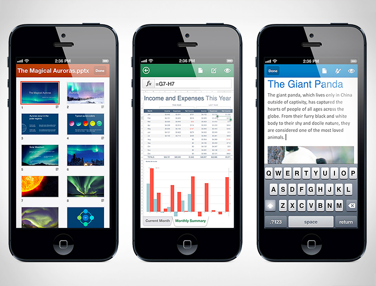 Microsoft decides to make Office apps free for android ...
