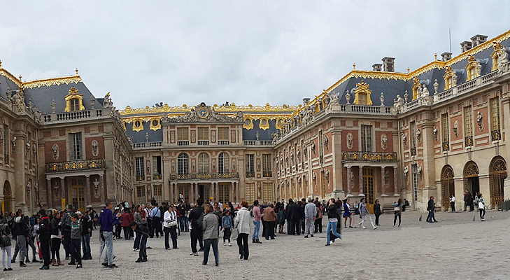 palace of versailles @TheRoyaleIndia