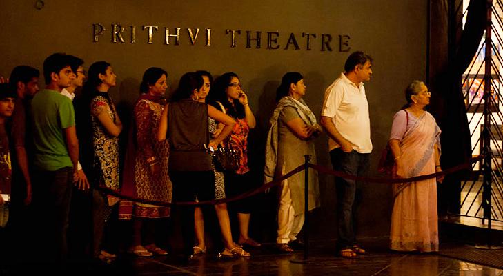 prithvi theatre @TheRoyaleIndia