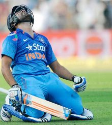 Rohit's 264 saw Cricketing Records go for a toss – A few interesting facts about his Double Century