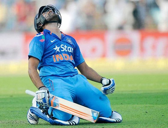 Rohit's 264 saw Cricketing Records go for a toss – A few interesting facts about his Double Century @TheRoyaleIndia