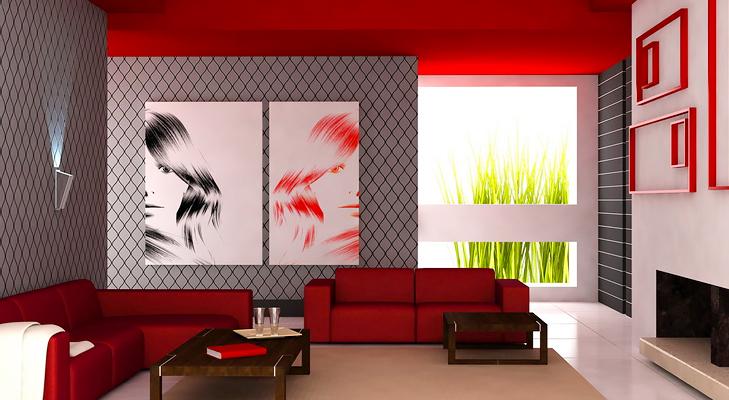 room Wallpapers @TheRoyaleIndia
